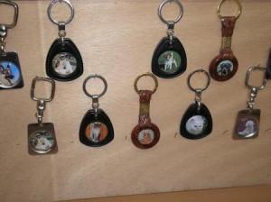 Porte-clefs photo